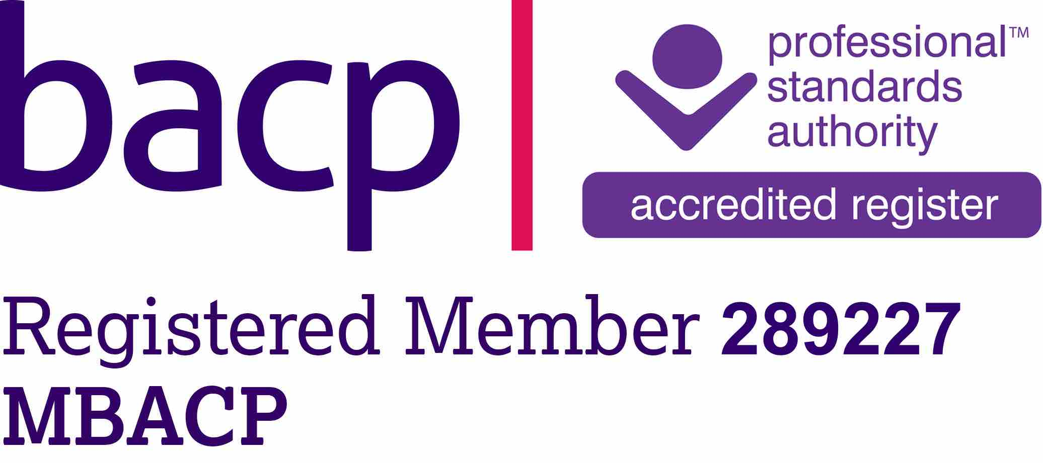 BACP Registered Logo